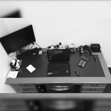 Computer Repair Workstation